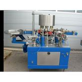 Filler and Labelling Machine EN