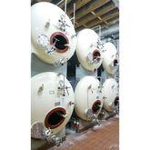 5.000 Litres Steel Pressure Tan