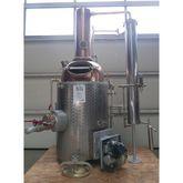 Destillation Plant Arnold Holst