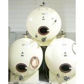 8 000 Litres Steel Pressure Tan