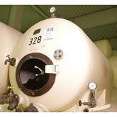 2 000 Litres Steel Pressure Tan