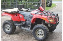 MASSEY FERGUSON SPEED RACK QUAD