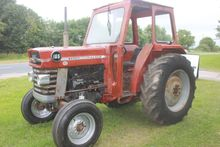 Massey Ferguson 165 with cabin