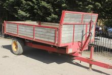 4 TO 5 TONNE TRAILER