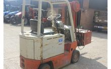 Used NISSAN BATTERY