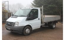 Used FORD TRANSIT TR