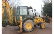 Used FORD 655C DIGGE