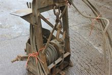 FERGUSON TIMBER WINCH