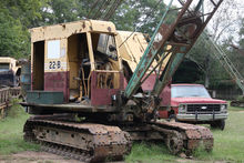 Used Bucyrus-Erie 22