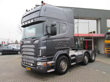 2007 Scania R480  6X2