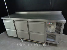 REFRIGERATED TABLE 1750 MM WITH