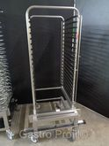 TROLLEY for convection ovens -