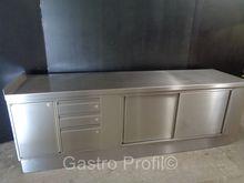 HEATING PLATE RIFLE - 260 CM -