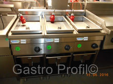 MULTI FRYING GRIDDLE TECNOINOX