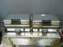 DOUBLE CONTACT GRILL SILEX GTT