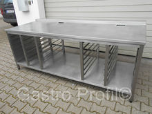 STAINLESS STEEL TABLE - PERFECT