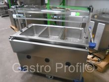 Food dispensing CART BLANCO SAG