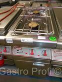 2- FLAME GAS COOKER PALUX / TOP