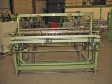 1974 Wire weaving loom DEITERS