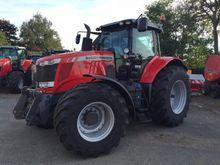 2014 Massey Ferguson 7620 DYNA