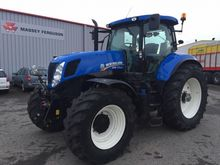 2013 New Holland T7.220 POWERCO