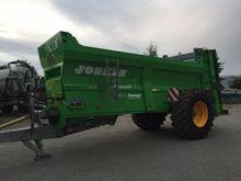 2015 Joskin TORNADO WP 5513/14V