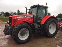 2011 Massey Ferguson 6490