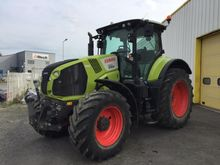 2015 Claas AXION 800 CIS