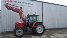 2007 Massey Ferguson 5460