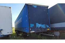 1991 Groenewegen Zeil trailer