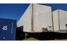 1990 Onbekend box trailer