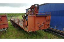 1990 Onbekend stenen trailer