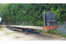 1997 Hoffmann platte trailer