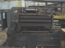 "Used Slitting: 48"" x"