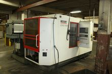 HMC: Heckert CWK400,  4-Axis, S