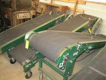 """Conveyor, Belt: Dematic, 20"""" Wi"""