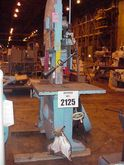 "36"" TANNEWITZ Vertical Band Saw"