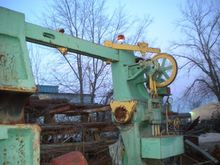 800 Ton WOODS Hydraulic Wheel P