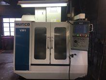 Used VMC: Hurco VM1,