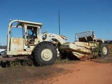 Terex TS24A Self-propelled scra