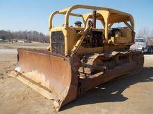 1970 Caterpillar D8H Track bull