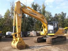 2012 Liugong CLG922D Track exca