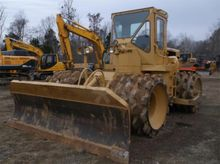 1973 Caterpillar 815 Padfoot Co