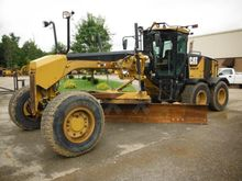 2009 Caterpillar 140M AWD Motor