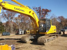 2013 Liugong CLG925D Track exca