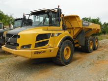 2012 Volvo A30F Articulated Dum