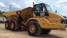 2008 Caterpillar 730 Articulate