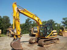 2004 JCB JS130 Track excavators