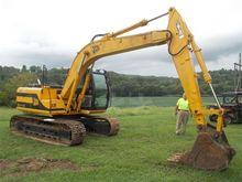 2005 JCB JS130 Track excavators