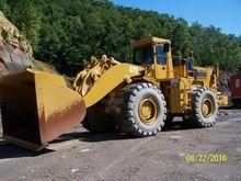 1989 Caterpillar 988B Wheeled L